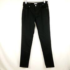 NWT New York & Company Curvy Skinny Jeans Women Size 4 Black