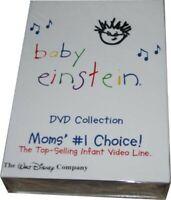 ..BABY EINSTEIN COLLECTION (26 disc Disney Baby Einstein DVD Box Collection) DVD