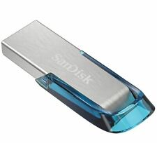 More details for sandisk ultra flair usb 16 32gb 64gb 128gb 3.0 flash drive memory stick 130mb/s