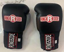 Rin 00004000 gside Boxing Gloves 14oz Black & gray