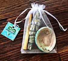 Organic Smudge & Wild Harvested Palo Santo Self-Love Kit