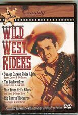 Wild West Riders - DVD