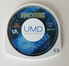 Hackers (Sony Playstation Portable PSP UMD)