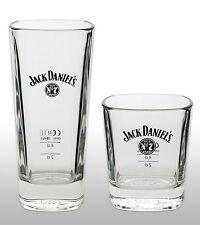 Jack Daniels Highball & Tumbler Glasses