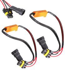 2Pack 9005/9006 LED DRL Fog Light Canbus Load Resistor Warning Canceller Decoder