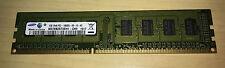 Samsung 1GB 1Rx8 DDR3 PC3-10600U 09 -10 A0