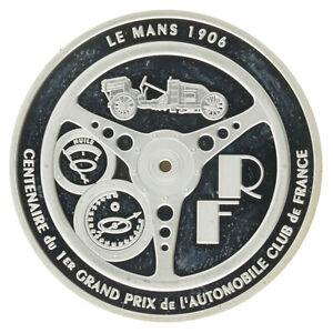 France - Silver 1½ Euro Coin - 'Formula 1 ~ Grand Prix' - 2006 - Proof