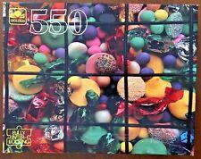 Golden Puzzle - Candies - 550 Piece Puzzle - NEW!!!