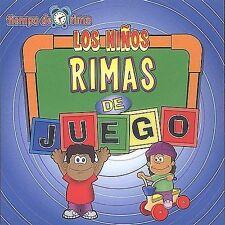 Various Artists : Rimas De Juego: Activity Rhymes CD