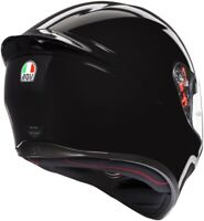 CASCO INTEGRALE MOTO AGV K1 BLACK