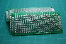10pcs 3cmx7cm PCB board duple circuit generic DIY bread board prototype