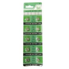 10 X 364 Batería Alcalina 1.55 v Lr621 G1 Ag1 D364 Sg1 Sr60 v364 gp64 Sp364 Reino Unido
