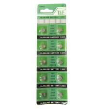 10 x 364 batterie alcaline 1,55 V G1 LR621 AG1 SR60 SG1 d364 V364 GP64 sp364 UK