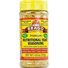 3 X 127g Bragg Premium Nutritional Savoury Yeast Seasoning