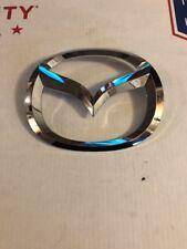 2014-16 Mazda 3 Trunk Lid Emblem Used BHN1-51730