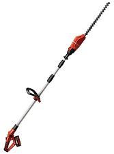 Einhell Cordless Hedge Trimmer Ge-hh 18 Li T Kit Cut Length 40cm