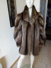 Superbe veste en marmotte