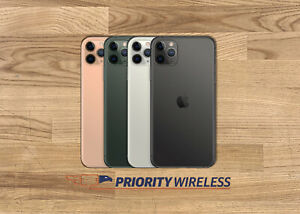 Apple iPhone 11 Pro 64/256/512GB A2160 A2215 AT&T TMobile Verizon Unlocked