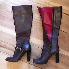 Burberry Boots size 38 - Made In Italy - Good Condition