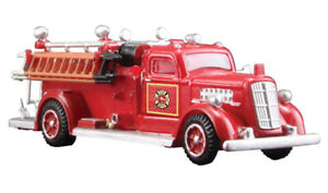 Woodland Scenics Fire Truck HO Scale AS5567