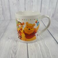 Vintage Disney Store Exclusive Winnie The Pooh, Piglet and Tigger Too Mug Cup.