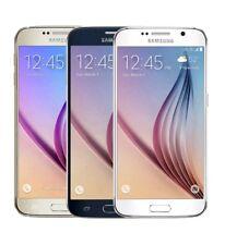 Samsung Galaxy S6 SM-G920P - 32GB - Gold Black White (Sprint) Burn Image A
