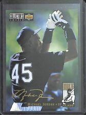 1994 Upper Deck Collectors Choice Gold Signature #661 Michael Jordan