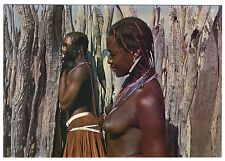 Angola Busty Young Women/giovani donne M haí * 60s Ethnic nude PC
