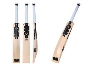 GM Noir 909 Size (4/5/6/H/SM) English Willow Cricket Bat+Au Stock+Free Ship
