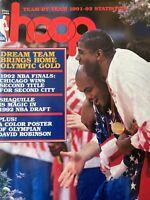 HOOP MAGAZINE vintage MAGIC JOHNSON NBA SPECIAL EDITION FALL 1992 very rare