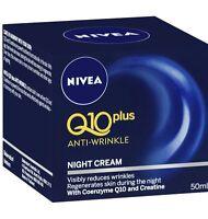 Nivea Q10 Plus Anti wrinkle Night Cream 50mL OzHealthExperts