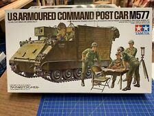 Tamiya 1:35 U.S. Armoured Command Post Car M577