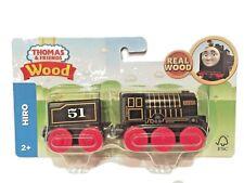 HIRO Thomas Tank Engine & Friends WOODEN Railway BRAND NEW Wood Train