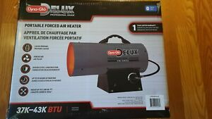 Dyna-Glo Deluxe Professional Grade Portable Forced Air Heater LPFA43DGD