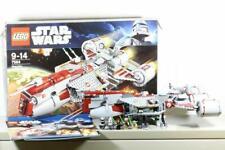 Lego 7964 Star Wars - Republic Frigate  - OVP, BA + ALLE FIGUREN