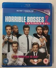 Horrible Bosses 2 [Extended Cut] [Blu-ray] Used