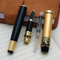 JW_ Vintage Classic Meduim Hero Fountain Pens Writing Pen Student Teacher Gift