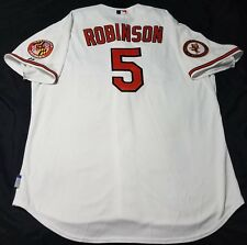 Authentic! Majestic 56 3XL, BALTIMORE ORIOLES, BROOKS ROBINSON COOL BASE Jersey
