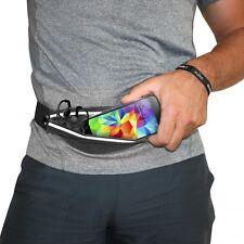 "Puro UNISPORTBELT Universal Sport Belt for up to 6.3"" Smartphone/Device in Black"