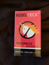 Rebel deck The. Oracle with Attitude!
