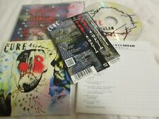 THE CURE / 4:13 DREAM / JAPAN LTD CD OBI