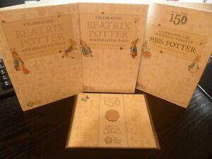 Beatrix Potter Albums Set and Presentation Pack