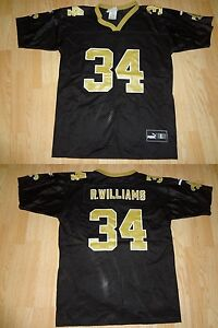 Youth New Orleans Saints Ricky Williams L (14/16) Puma (A) Jersey