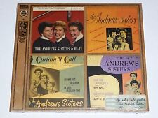 THE ANDREWS SISTERS / Music Ages - Digipack - Precintada