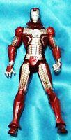 "IRON MAN Mark V 4"" Marvel Universe 2010 Hasbro Scale Action Figure"