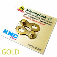 KMC missing link for 11 speed, Gold, 1 pair, Z28