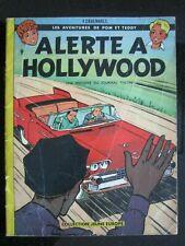 Pom et Teddy- Alerte a Hollywood -EO 1961 - CRAENHALS - Jeune Europe Broché TBE