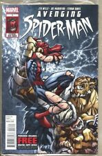 AVENGING SPIDERMAN #3 FEATURING THE RED HULK MARVEL 2011 UN-OPENED