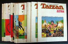 TARZAN EXTRA COMPLETA 1/15 ED. CENISIO 1974 - PERFETTI
