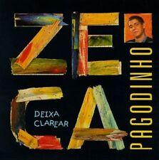 Audio CD Deixa Clarear - Pagodinho, Zeca - Free Shipping